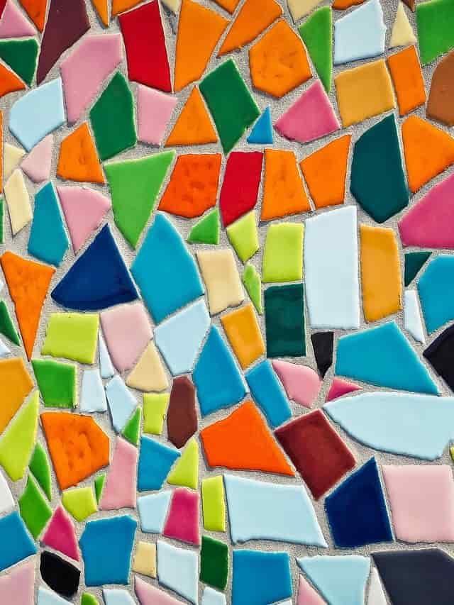 Mosaique à faire soi-même