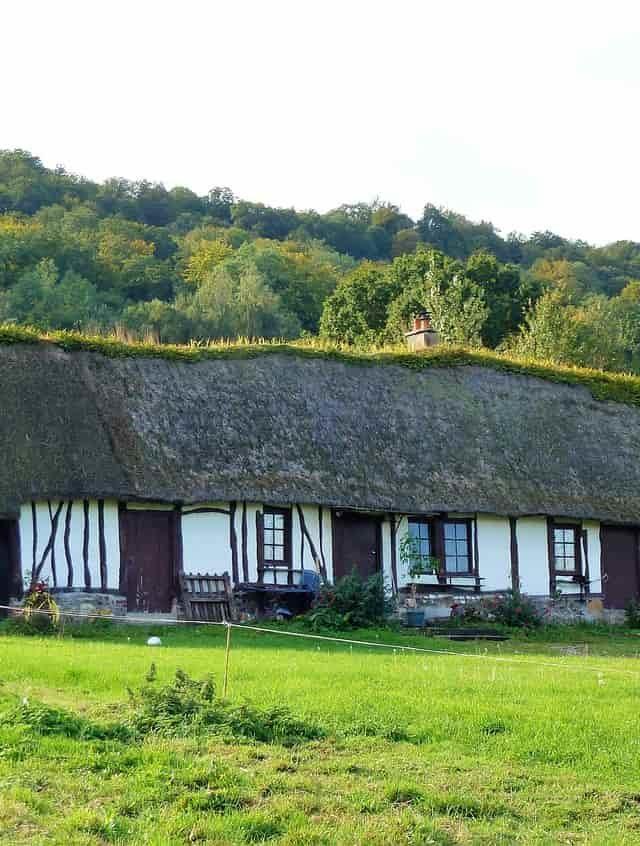 Maison à restaurer en Normandie