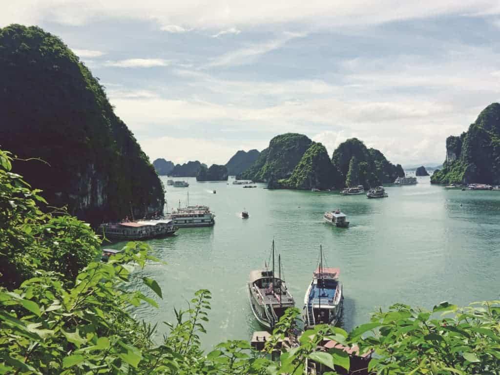 Sejour en amoureux au Vietnam